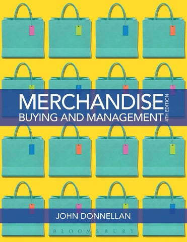 Merchandise buying and management 4th edition by john donnellan by page 1 fandeluxe Images