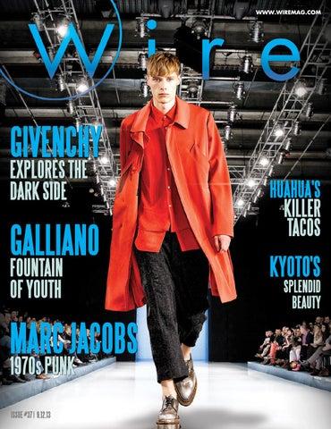 Wire Magazine  37.2013 Fashion Fast Forward 5e8e841fbc4