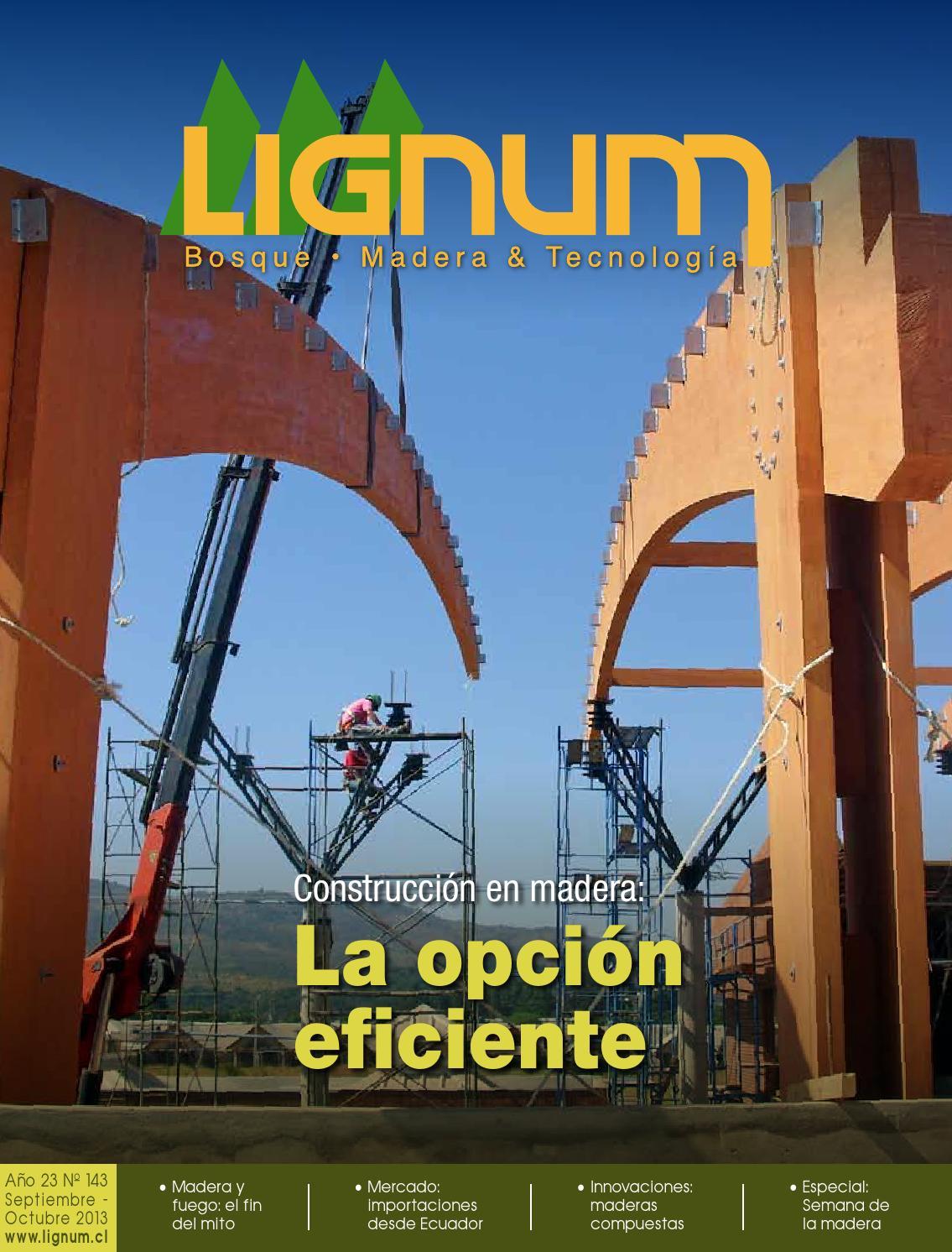 Lignum 143 digital by TechnoPress S.A. - issuu