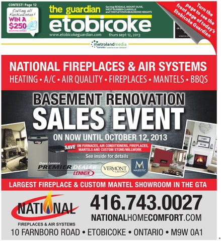 9b0a2f8a0d66 September 12 North by The Etobicoke Guardian - issuu