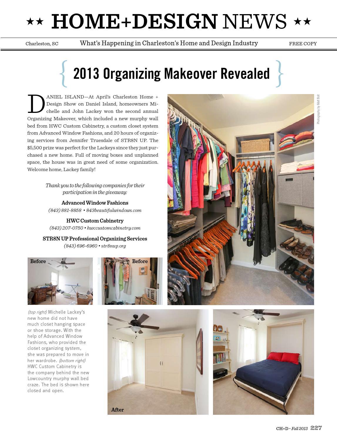 Charleston Home + Design Magazine   Fall 2013 By Charleston Home + Design  Magazine   Issuu