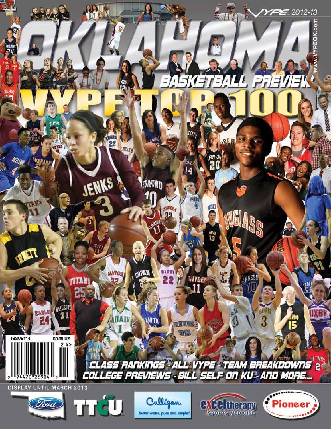 Oklahoma basketball preview 2012 by Austin Chadwick - issuu