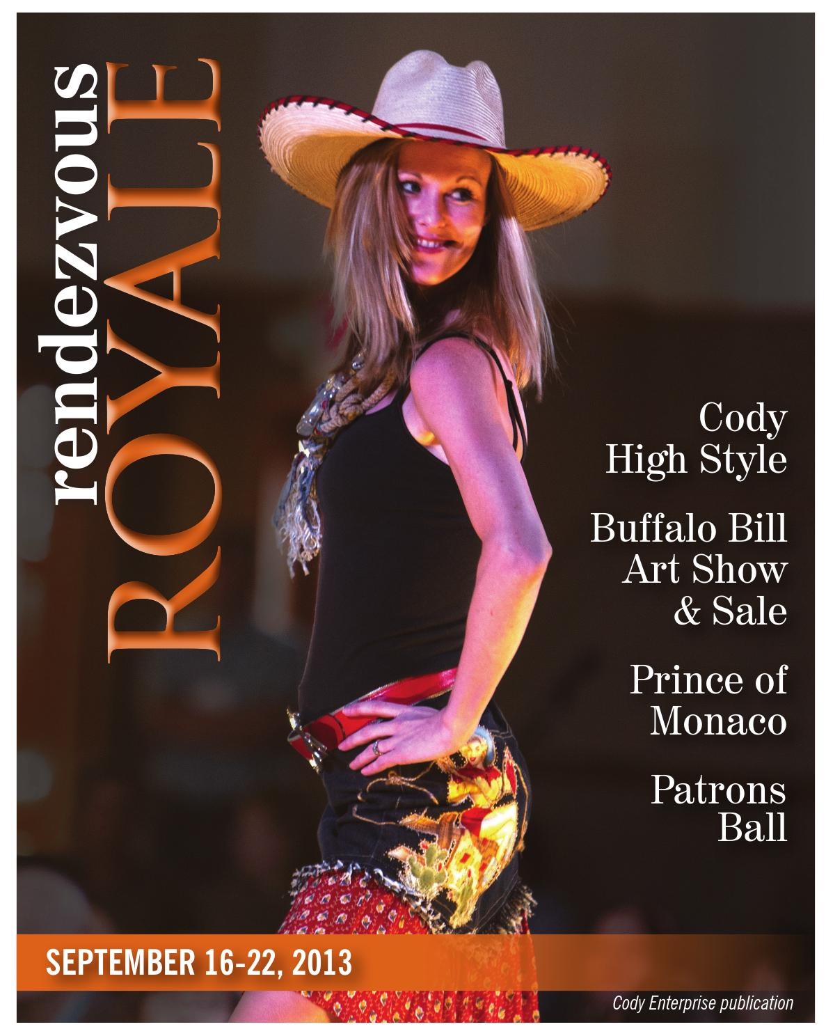 Rendezvous Royale 2013 By Cody Enterprise Issuu