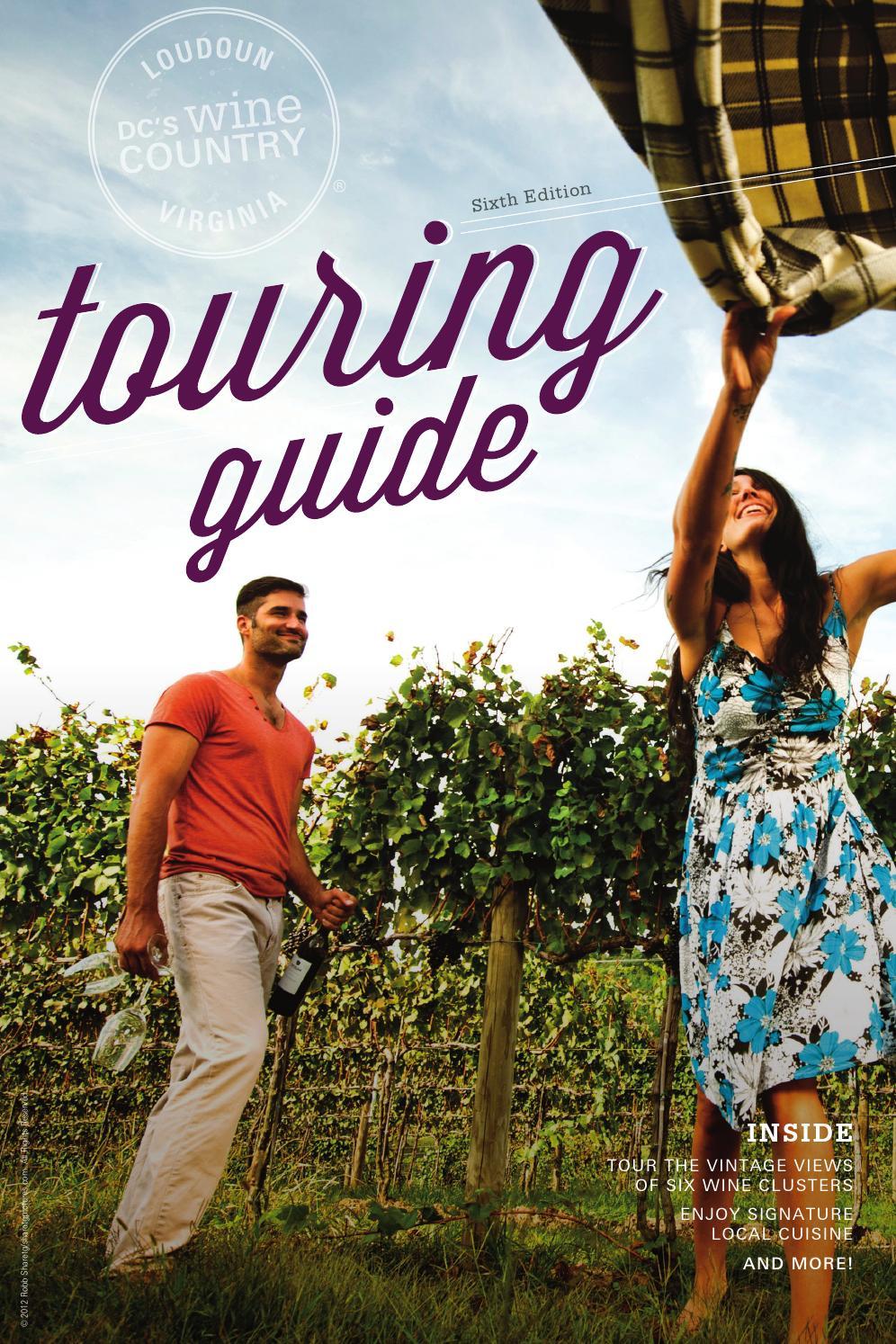 Touring Washington State Wine Country