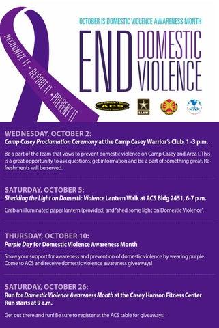 c39fba58b649a4 Domestic Violence Awareness Events