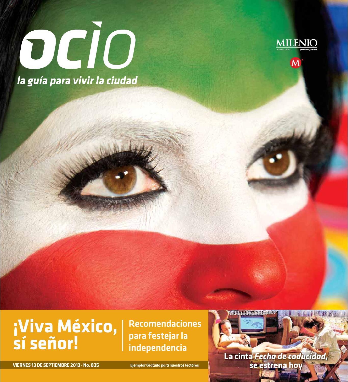 Ocio 835 By Ocio Guadalajara Issuu