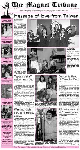 4912e2da2c5f Feb 27, 2009 by The Magnet Tribune - issuu