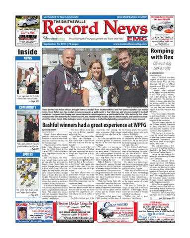 Smithsfalls091213 By Metroland East Smiths Falls Record News Issuu