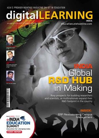 44be7b119d38 Dl september 2013 by digital LEARNING Magazine - Elets Technomedia ...