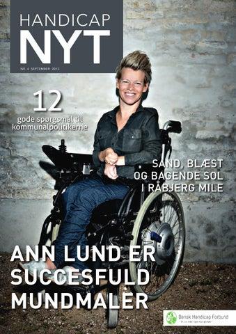 fede ord danske handicaporganisationer bruger tjeneste