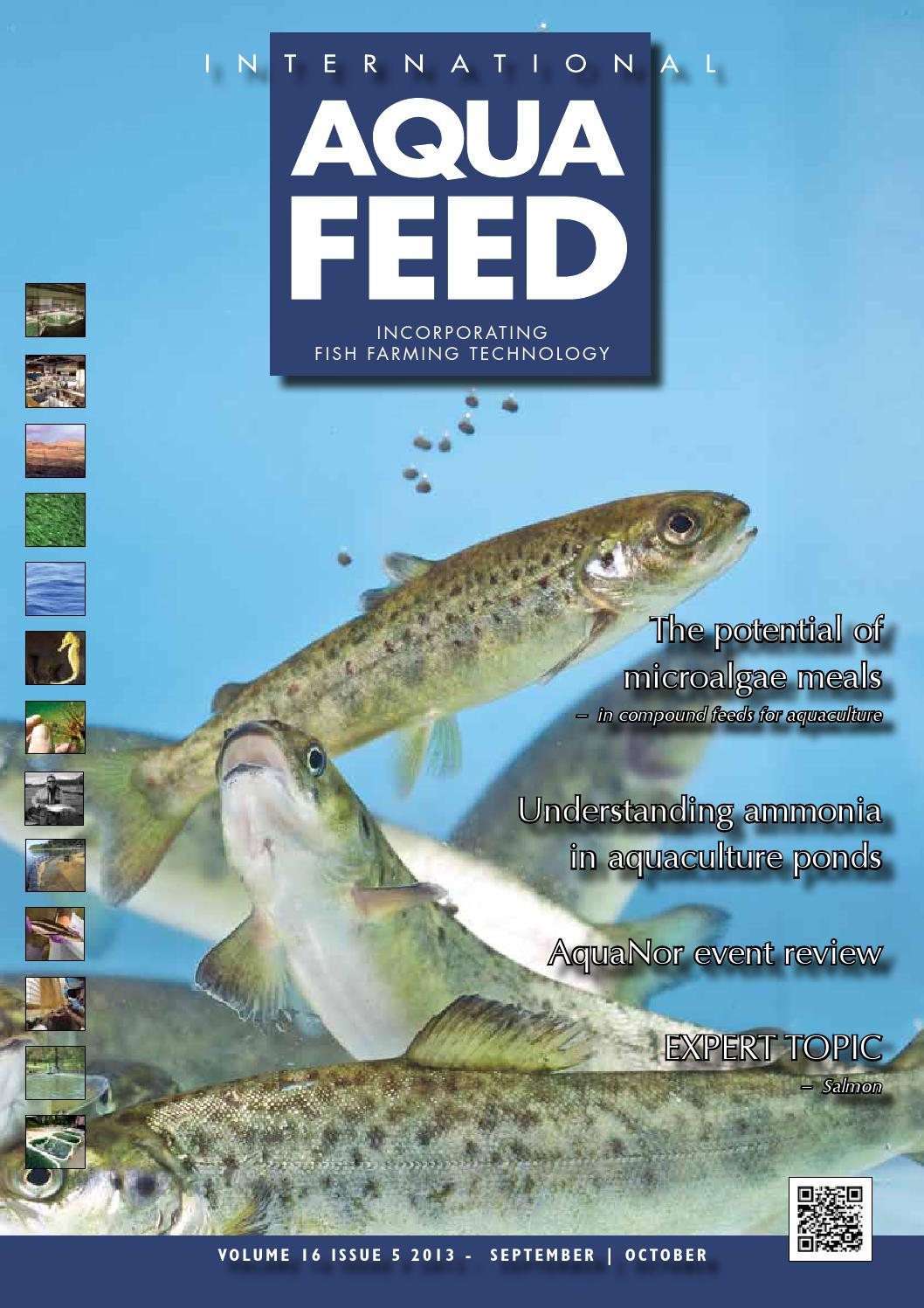 Sepoct 2013 international aquafeed by perendale publishers ltd sepoct 2013 international aquafeed by perendale publishers ltd issuu fandeluxe Choice Image