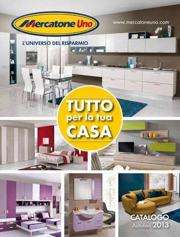 Mercatone uno catalogo autunno 2013tutto per la casa by Mobilpro - issuu