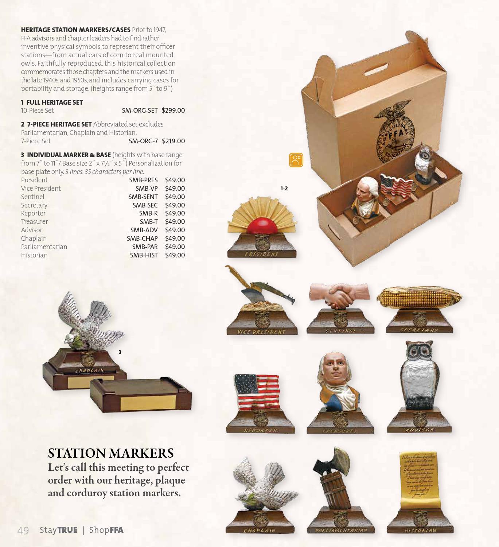 2013-14 Shop FFA - Gold Catalog by National FFA ...