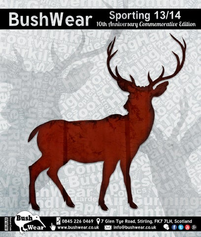 BushWear Sporting 13 14 by Bushwear - issuu 2c3c9656b0
