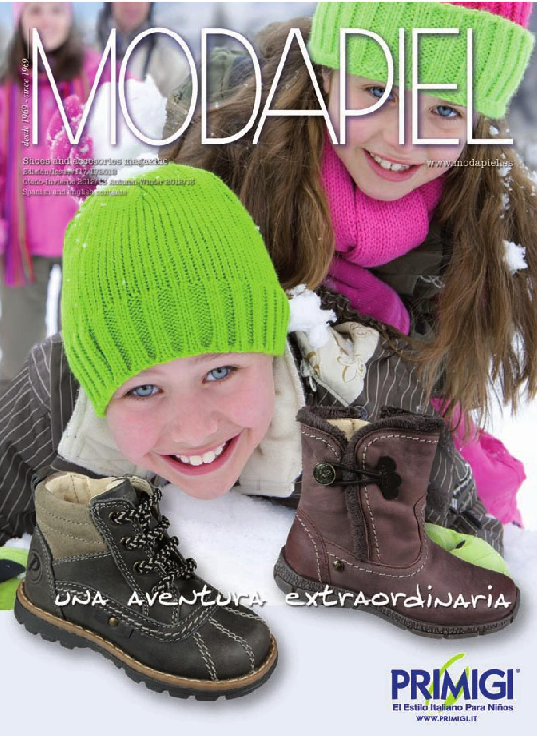 separation shoes 4dd22 1fb00 Modapiel 117 Shoes and accessories magazine by Prensa Técnica S.L. - issuu