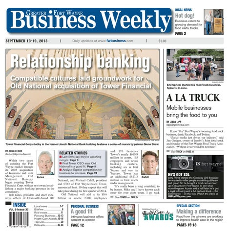 greater fort wayne business weekly sept 13 2013 by kpc media rh issuu com