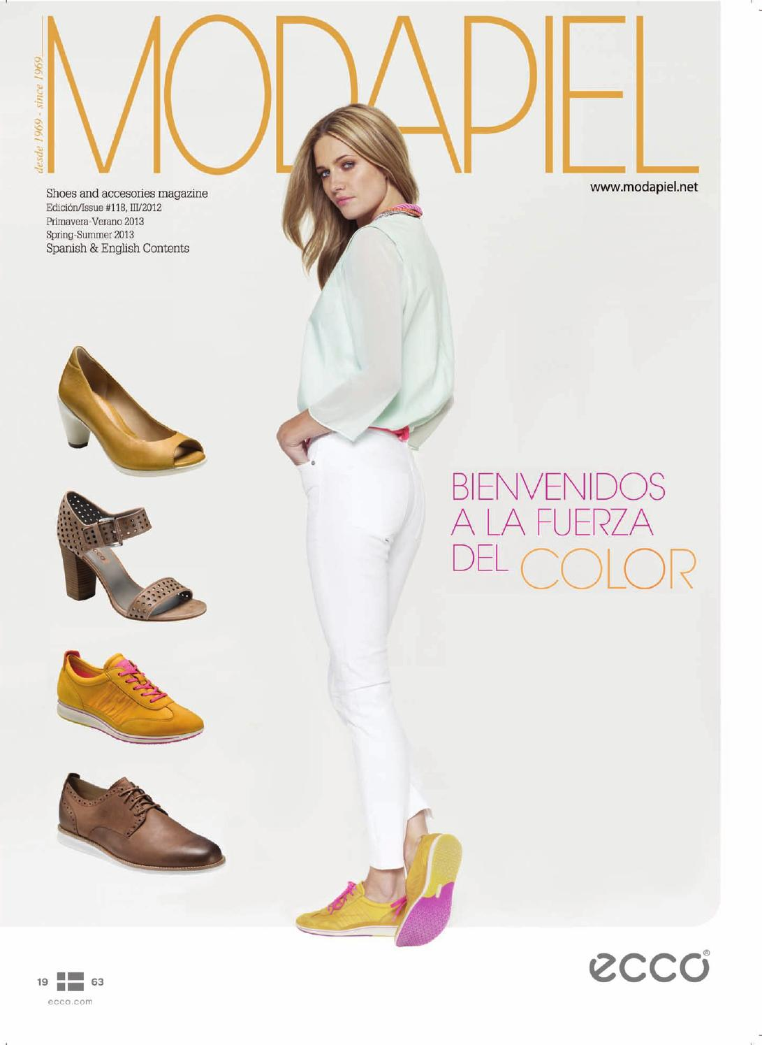 5978d7f9d64ee Modapiel 118 Shoes and accessories magazine by Prensa Técnica S.L. - issuu