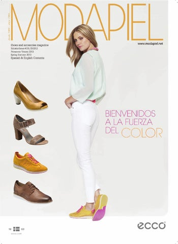8ed500ed5 Modapiel   Accessories 134 Shoes and accessories magazine by Prensa ...