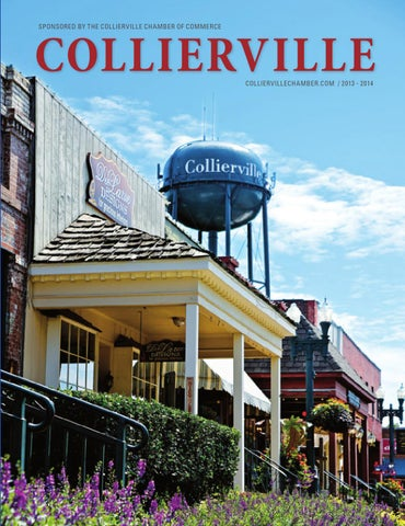 Collierville Magazine 2013