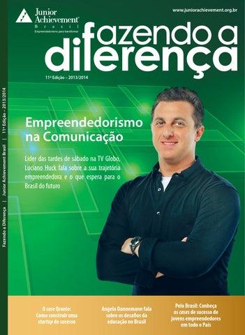 Revista Fazendo a Diferença - Edição Número 11 - 2013 2014 by Junior ... 66d8e762de