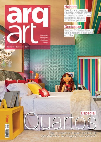 3ecedfe25 Arqart 93 by Revista ARQART - issuu