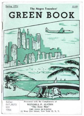 Negro travelers green book 1955 by dafiya benibo issuu spring 1956 100 the negro malvernweather Image collections