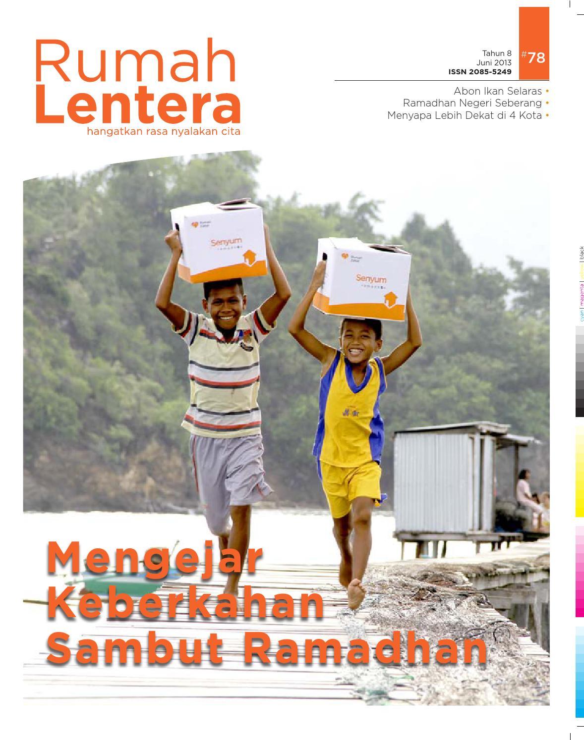 Rumah Lentera RZ Juni 2013 By Agus Suprianto Issuu