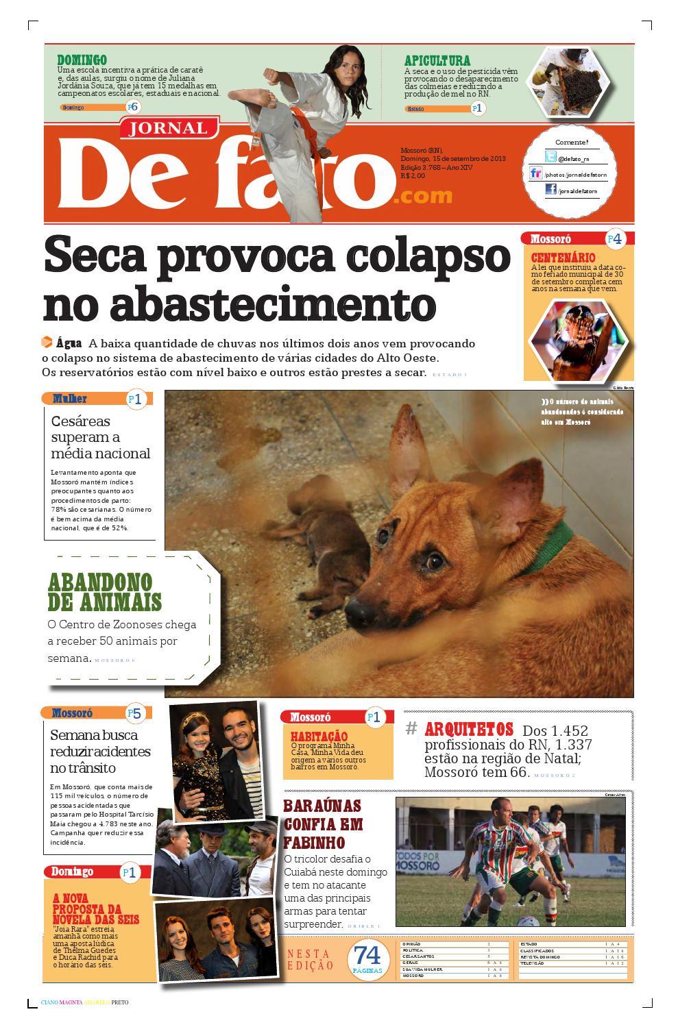 006a81e95cc Jornal de Fato by Jornal de Fato - issuu