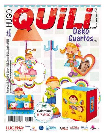 Hugo Deko deko cuartos no 42 by hugo quili issuu