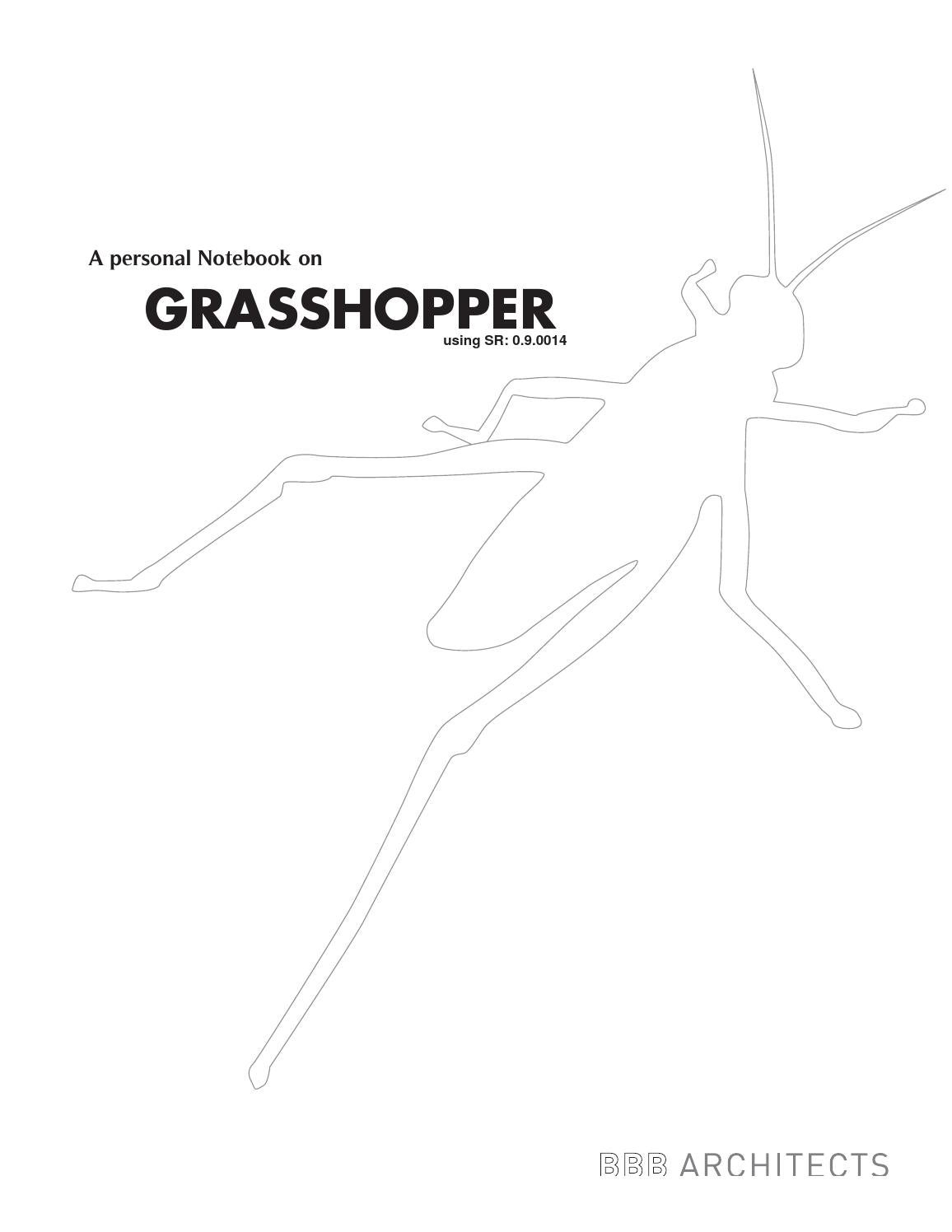 Grasshopper Notebook By Andrew Cole Issuu Wiring Diagram