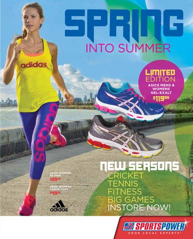 SPRING INTO SUMMER CATALOGUE by Jason Shico issuu