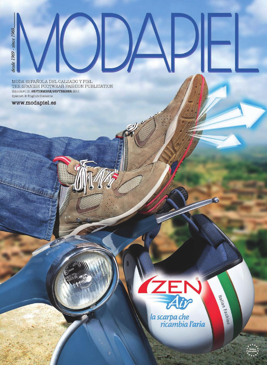 Modapiel 115 Shoes and accessories magazine by Prensa