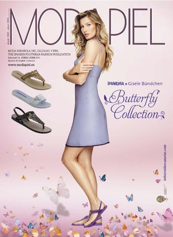 bb35610cdf Modapiel 114 Shoes and accessories magazine by Prensa Técnica S.L. ...
