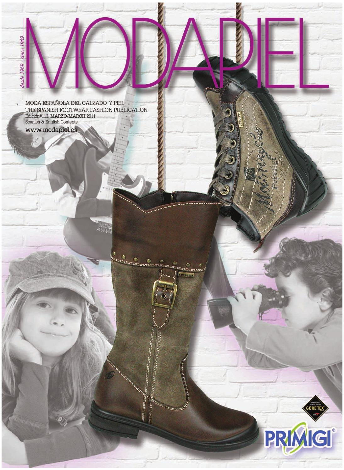 86d8bdfd17a2a Modapiel 113 Shoes and accessories magazine by Prensa Técnica S.L. - issuu