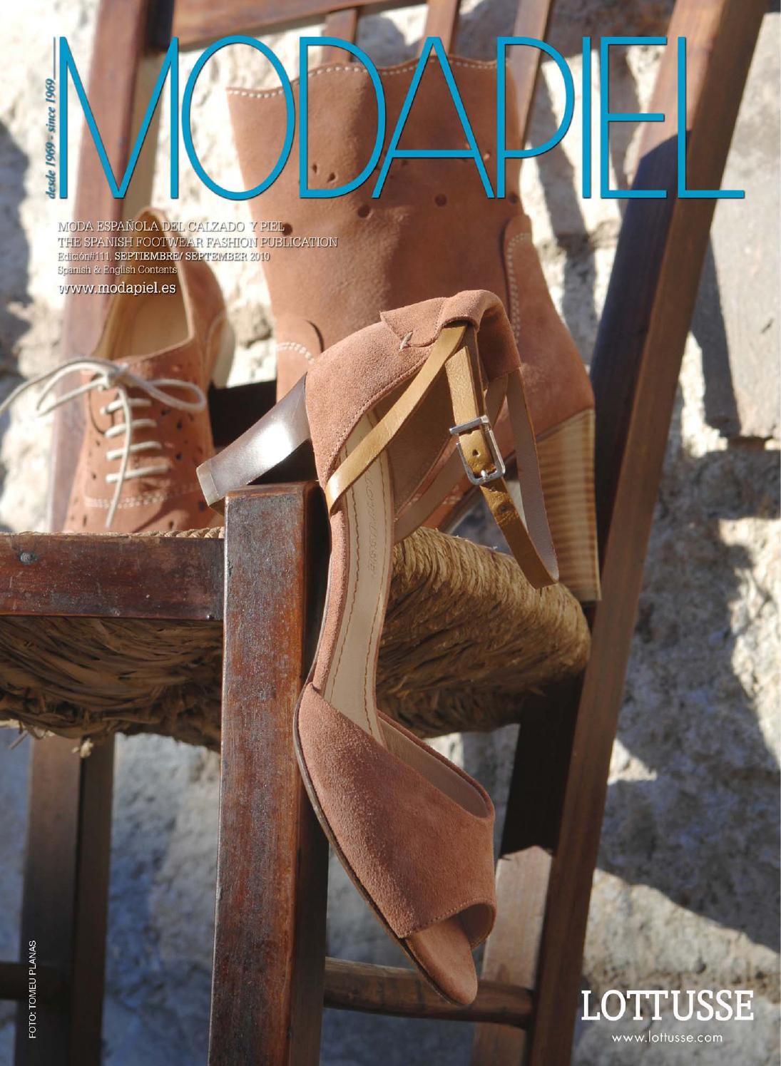 Modapiel 111 Shoes and accessories magazine by Prensa Técnica S.L. - issuu b4ebb0481fbf