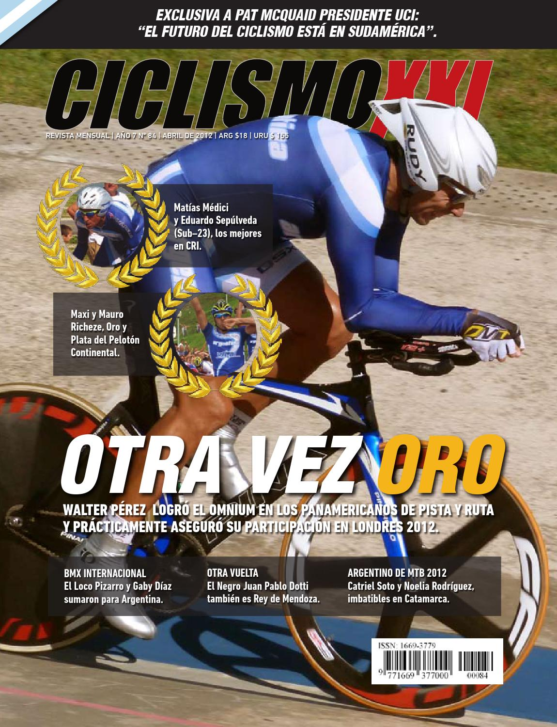 716364df01f2 REVISTA NO. 84 by Ciclismo XXI - issuu