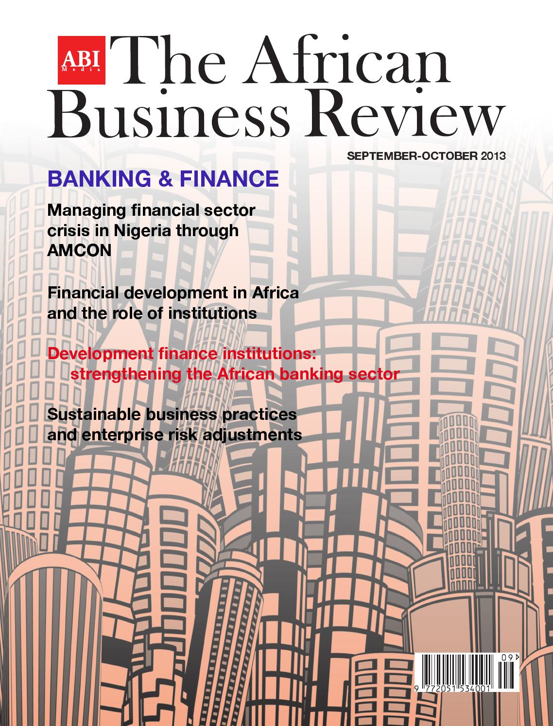 The African Business Review By Tabr Issuu