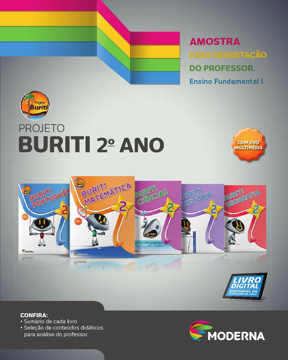 4d6c53e1ab Projeto Buriti - 2º ano by Editora Moderna - issuu