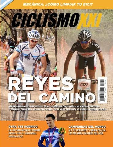 REVISTA NO. 90 by Ciclismo XXI - issuu d926d5475d7