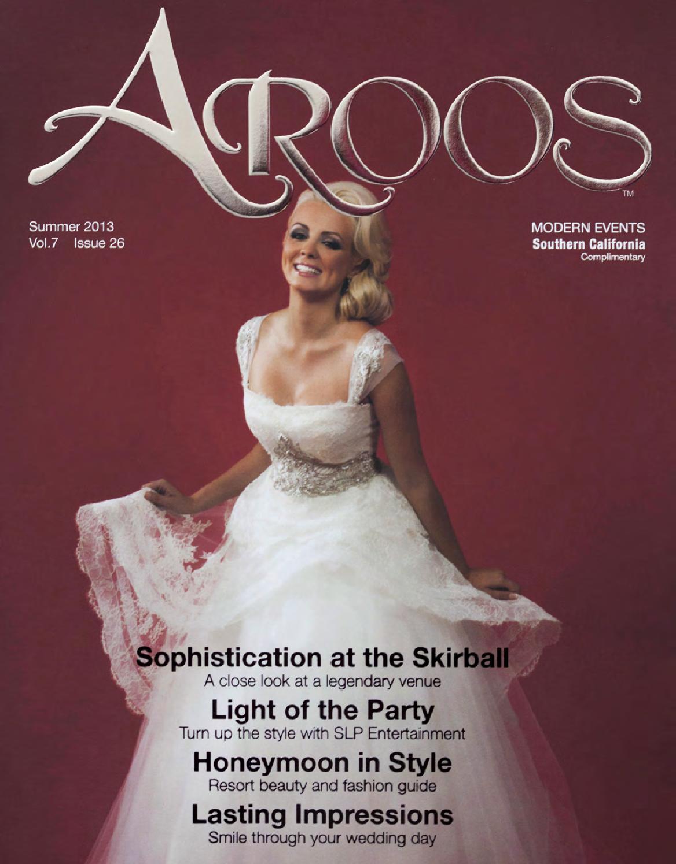 Aroos Magazine | Summer 2013, Vol. 7, Issue 26 by Navid Soheilian ...