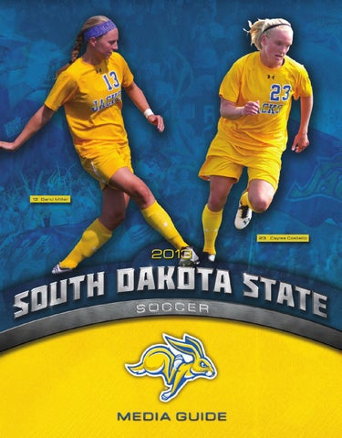 7e155ee55 Soccer media guide 2013 by South Dakota State University Athletics ...