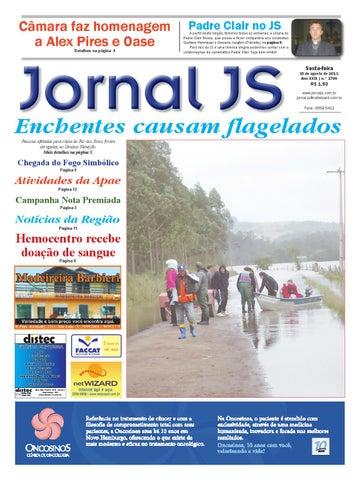 c60ac9f94 Jornal JS - 30 de agosto de 2013 by JORNAL JS - issuu