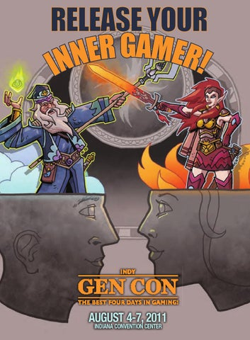 Gen Con Indy 2011 Program Book by Gen Con LLC - issuu