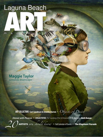 Laguna Beach Art Magazine by Art Patron Magazine - issuu