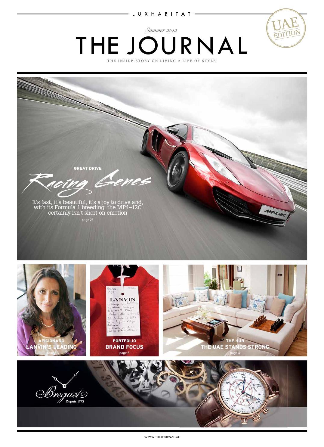 The Journal Summer 2012 National Edition By Luxhabitat Issuu Suqma Serenity Greyish Blue M