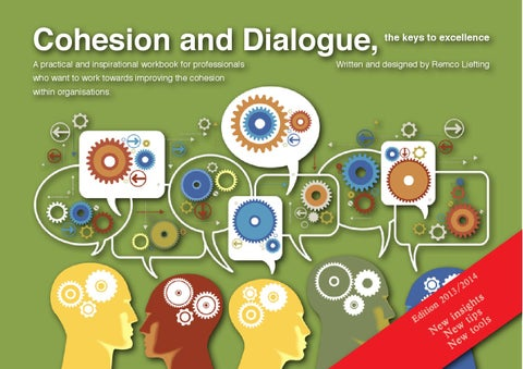 Cohesion and dialogue the keys to excellence edition 2013 2014 page 1 fandeluxe Gallery