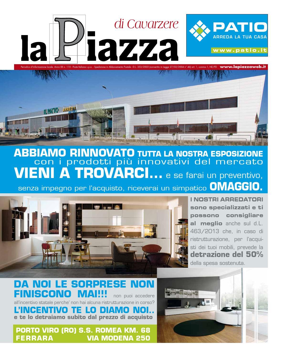 Mobilifici Italiani Elenco Fabbriche Mobili In Italia.Cavarzere Ago2013 N110 By Lapiazza Give Emotions Issuu