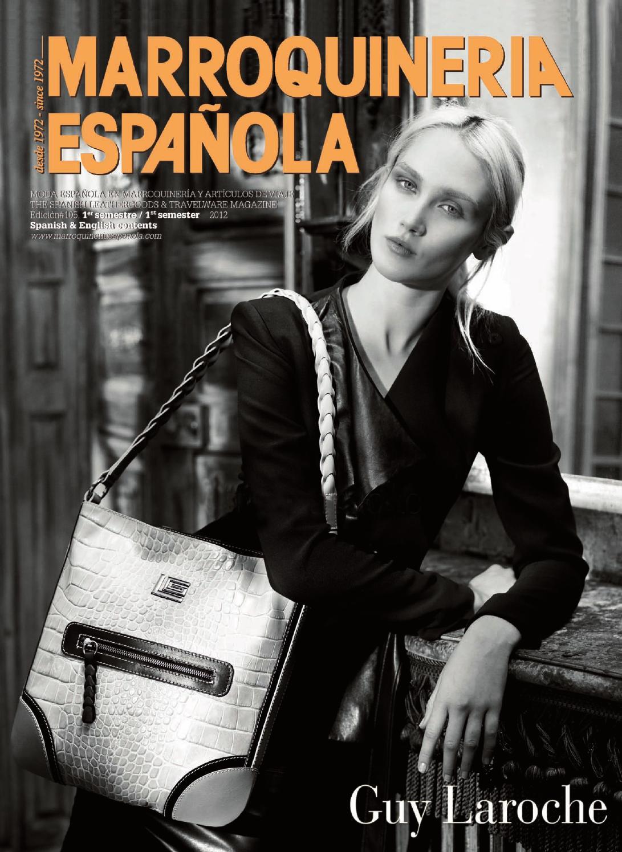 Marroquinería Española 105 Leathergoods and travelware by Prensa Técnica  S.L. - issuu 3905e44692531