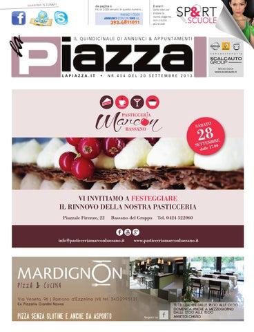 laPiazzaLine454 by la Piazza di Cavazzin Daniele - issuu b09a11ba7571