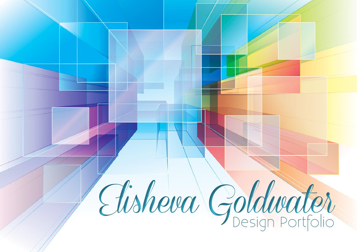 Elisheva Goldwater Portfolio by Design Alive LTD - issuu